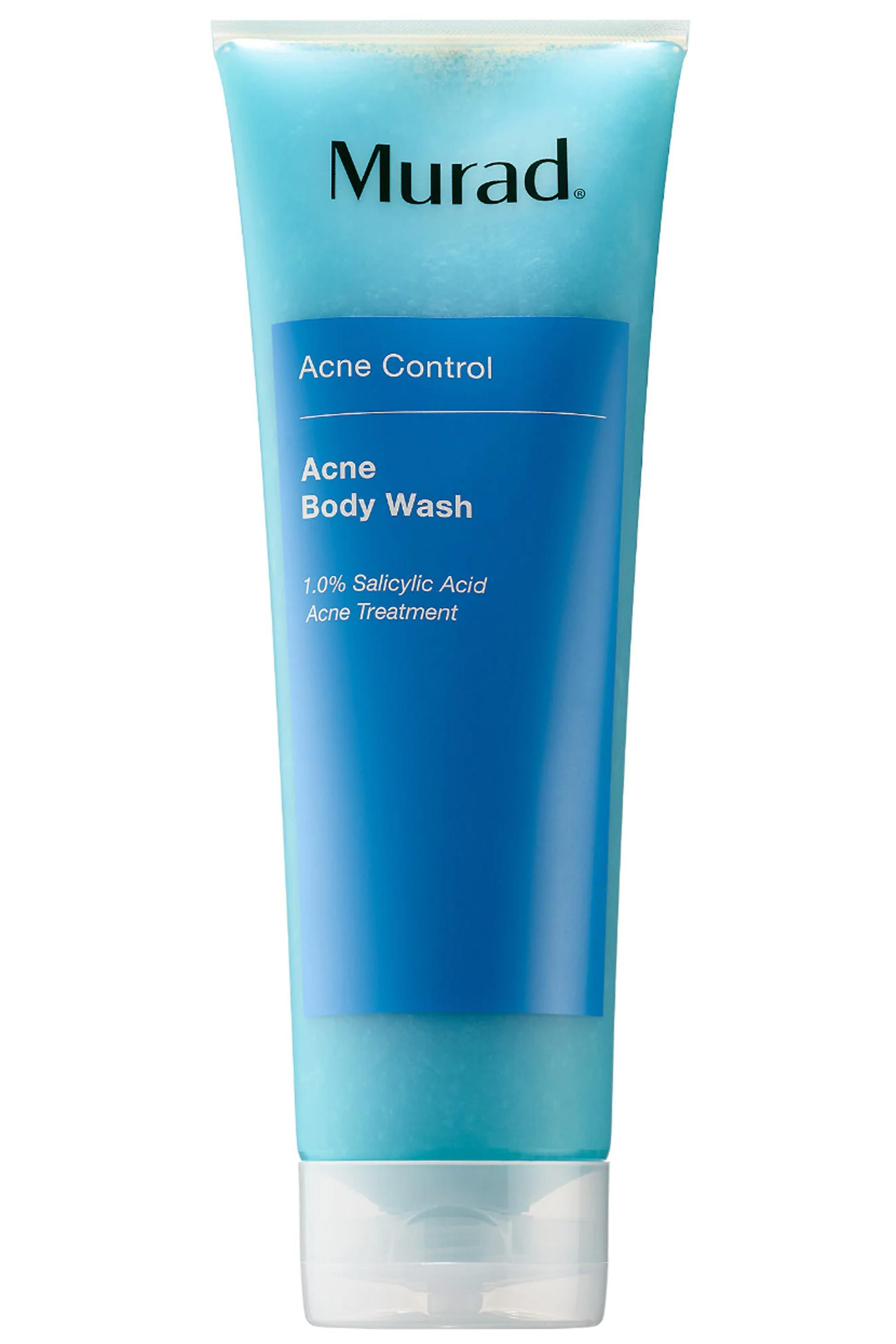Wash With an Acne Cleanser