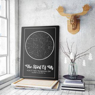 Пользовательская звездная карта