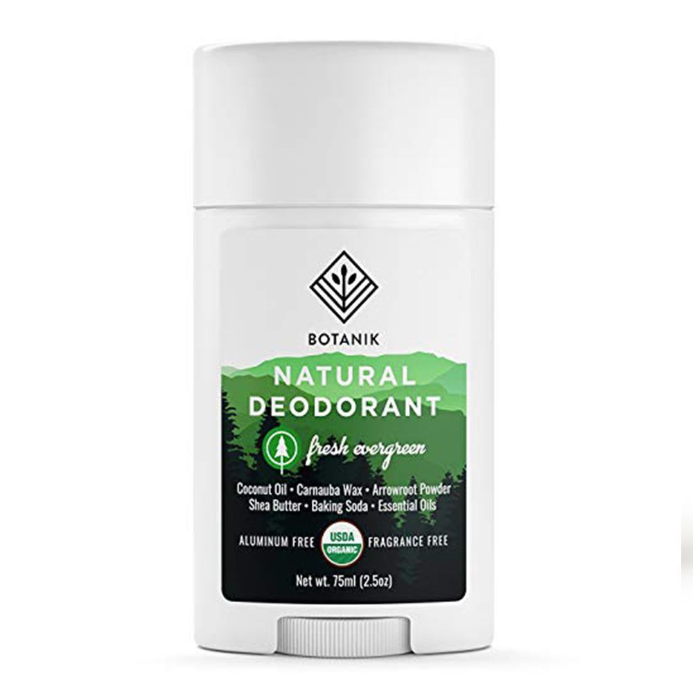 Botanik Fresh Evergreen Natural Deodorant for Men