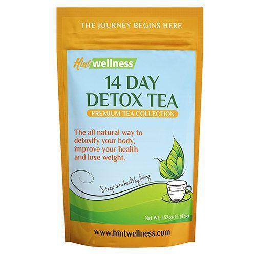 Hint Wellness 14-Day Detox Tea