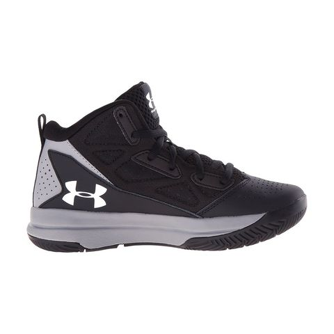 pretty nice 0facc 5bfa0 Under Armour Boys  Jet Mid Basketball Shoes