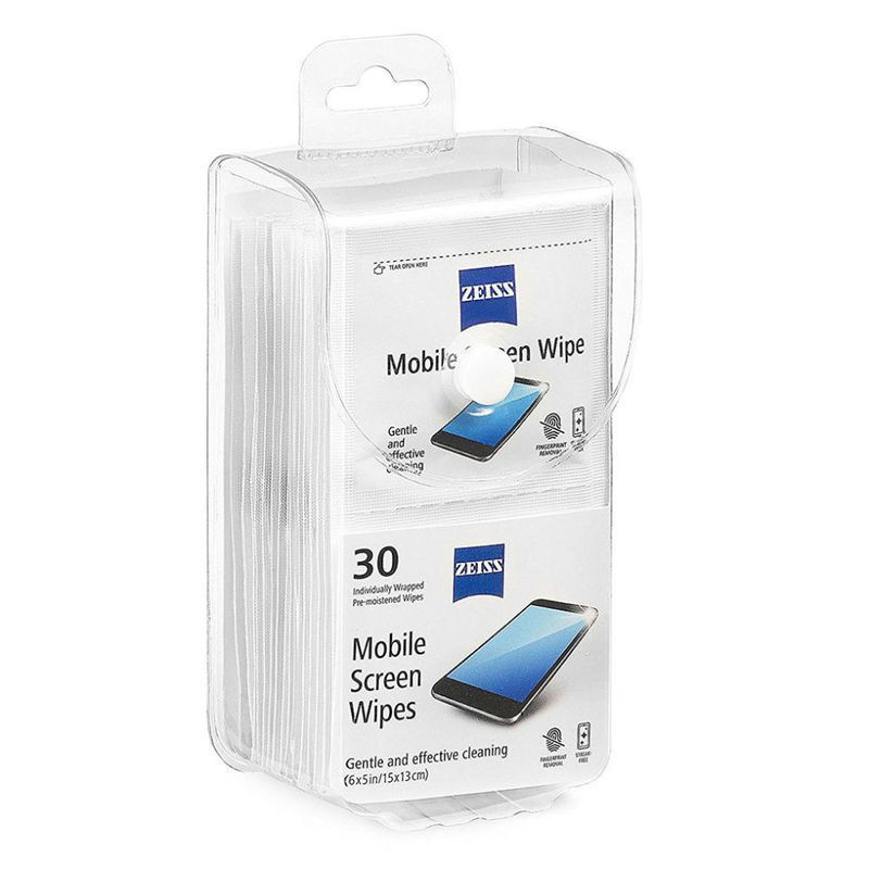 ZEISS Mobile Screen Wipes