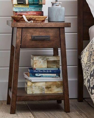 10 Small Bedside Tables For Tiny Bedrooms Best