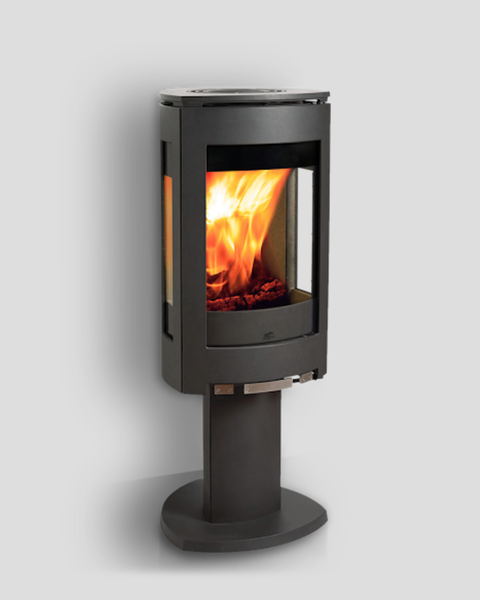 Best Wood Burning Stoves For Homes Without A Fireplace Small Wood Stoves