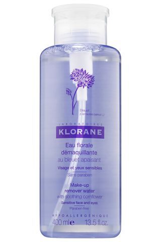 Klorane Make-Up Remover Water with Soothing Cornflower