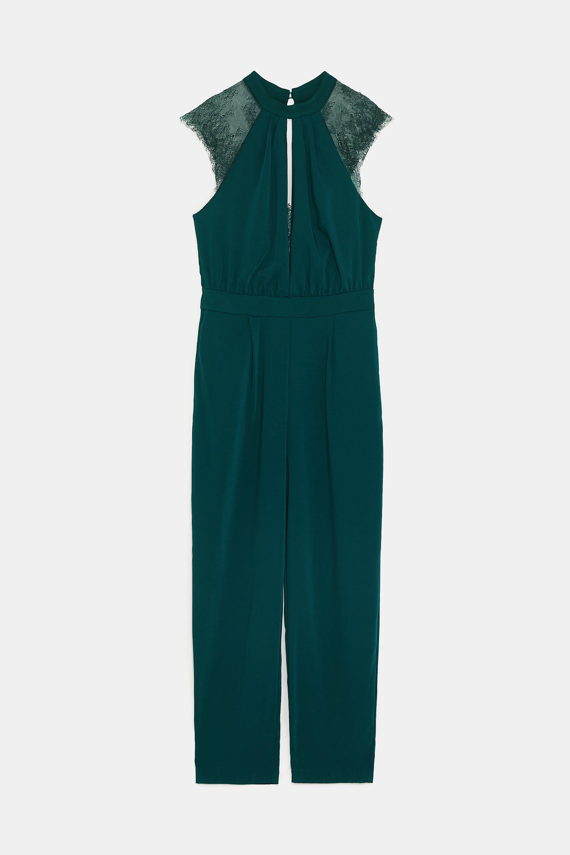 pretty nice a7b99 c80f9 Queen Letizia Wore a Zara Jumpsuit Costing Just $20 in Madrid