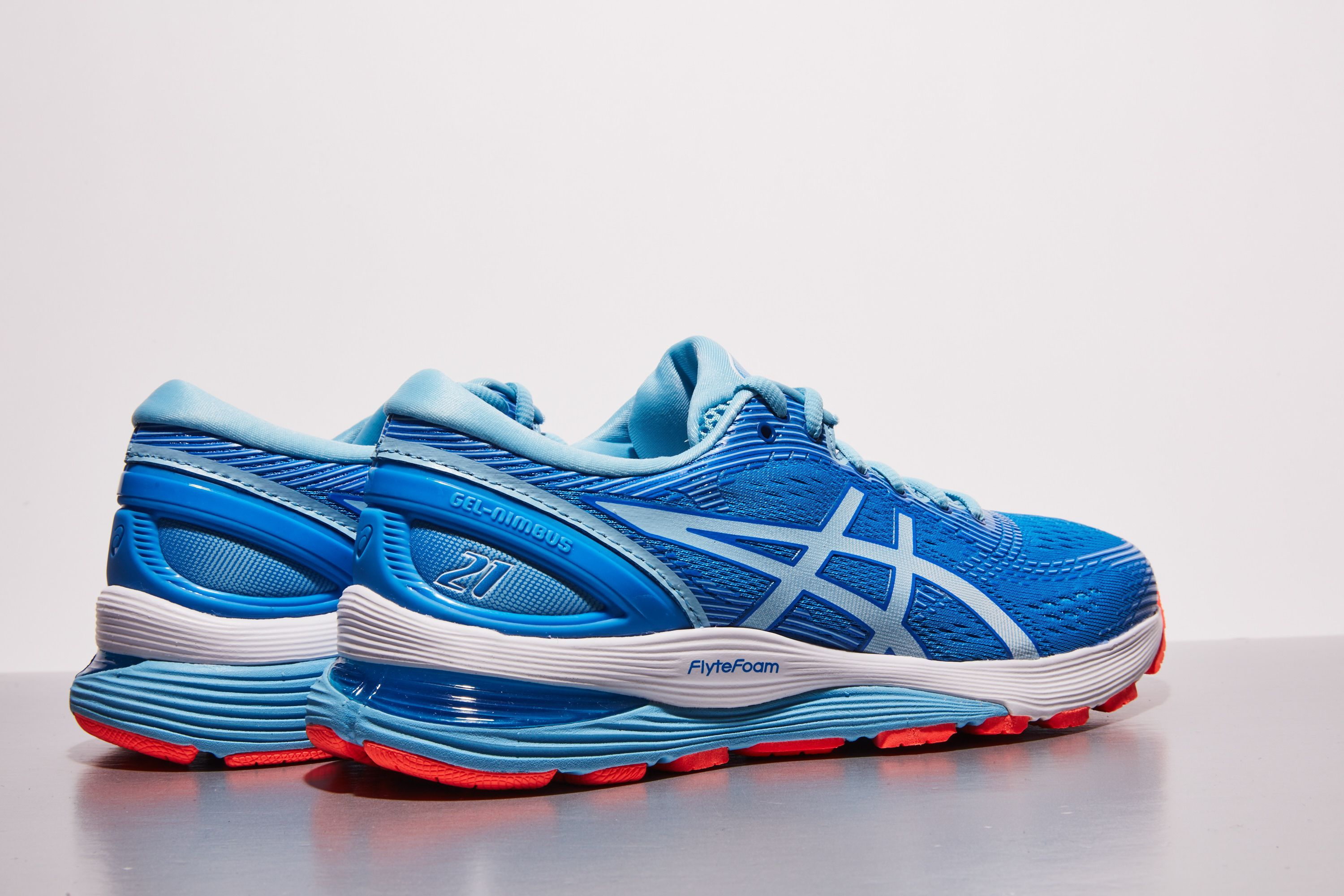 d6f929b929 Asics Gel-Nimbus 21 Review — Cushioned Running Shoes