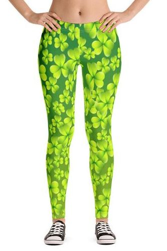 ce51ecf87b967 10 St. Patrick's Day Leggings You'll Feel Lucky to Wear