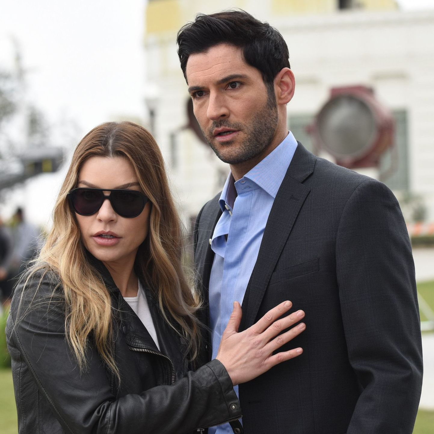 Lucifer Netflix Cast