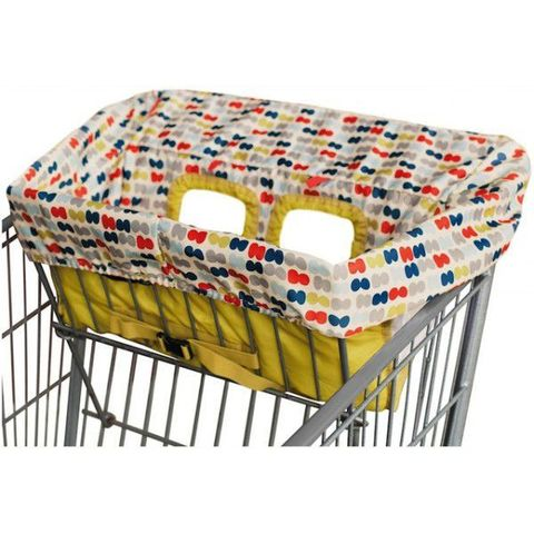 Marvelous 12 Best Shopping Cart Covers Of 2018 Cute Shopping Cart Cjindustries Chair Design For Home Cjindustriesco