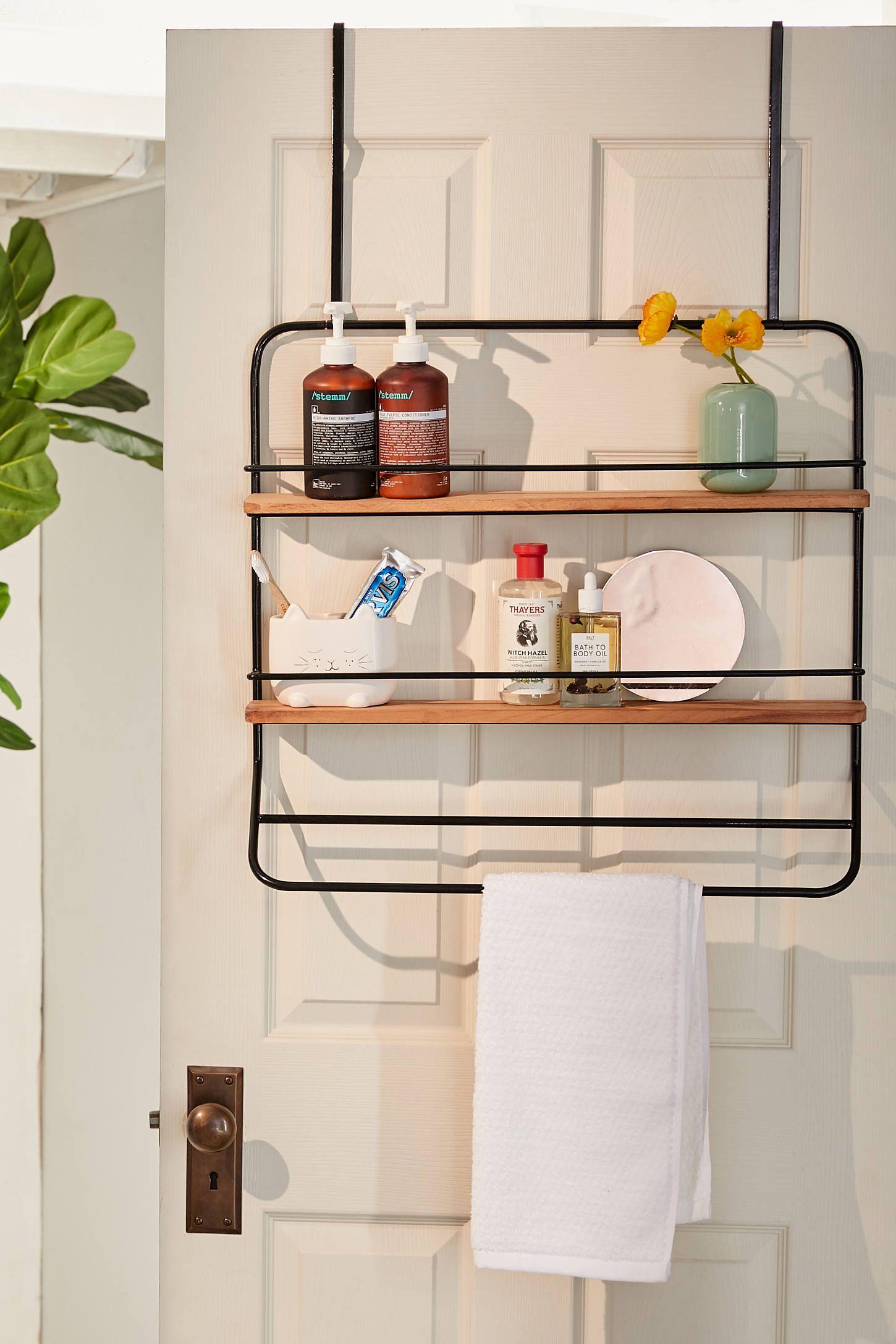 12 Bathroom Shelf Ideas Best, Hanging Bathroom Shelf