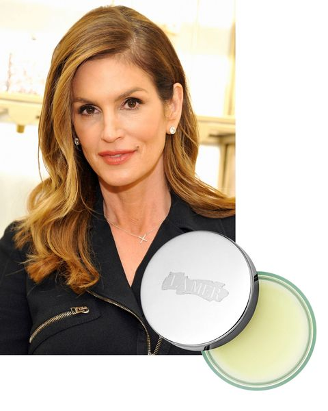 Beauty Products Model Cindy Crawford Uses