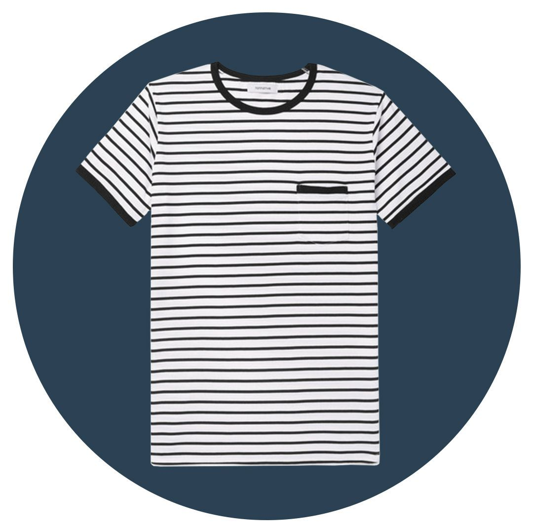 Im Gonna Buy This Striped Tee Wear It All Spring And Believe I