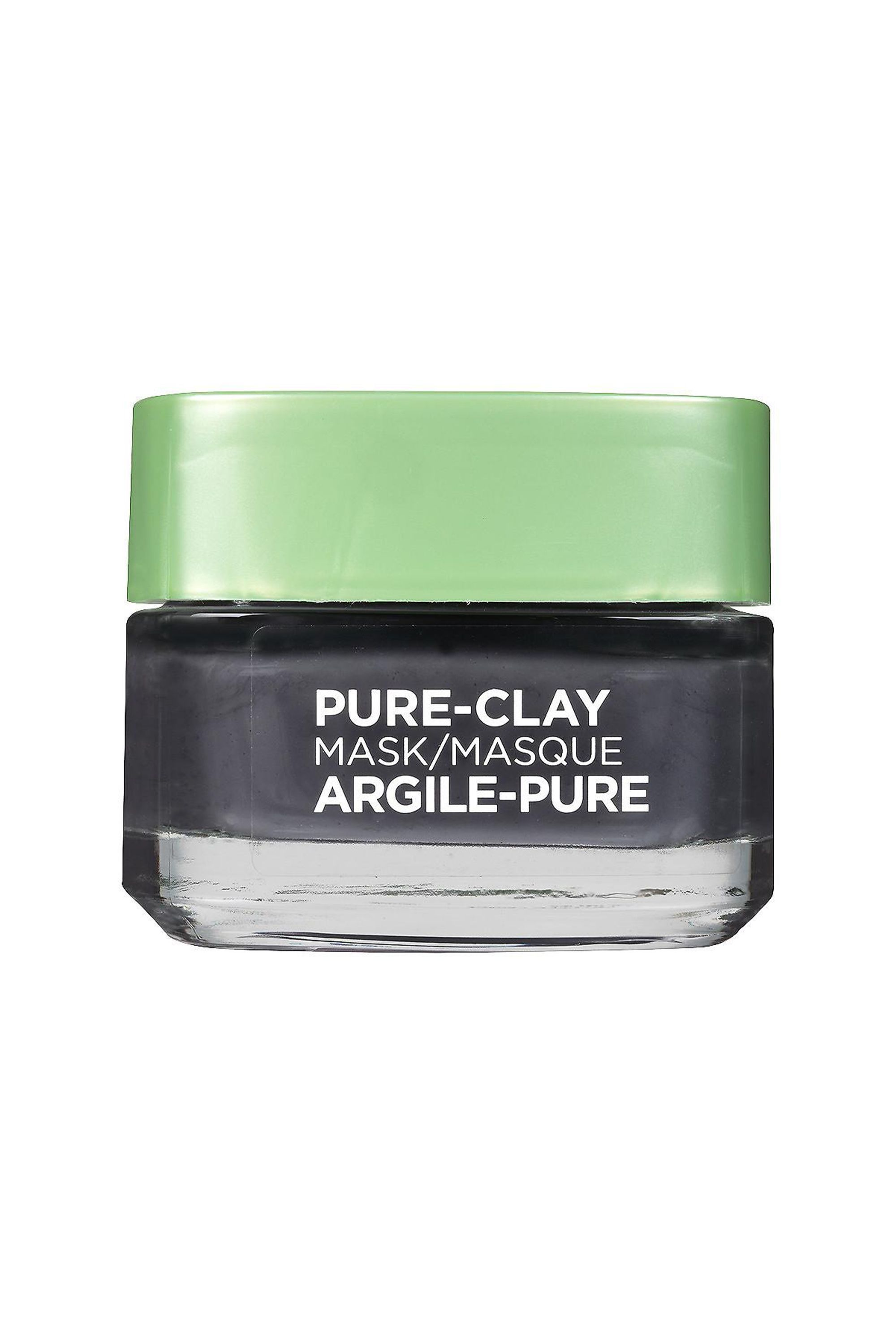 Pure-Clay Face Mask with Charcoal L'Oreal Paris amazon.com $8.84 SHOP NOW A drugstore steal! Look no further than your local beauty aisle for this ultimate detoxifying mask.