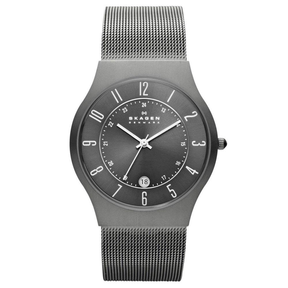Skagen Grenen Titanium Watch