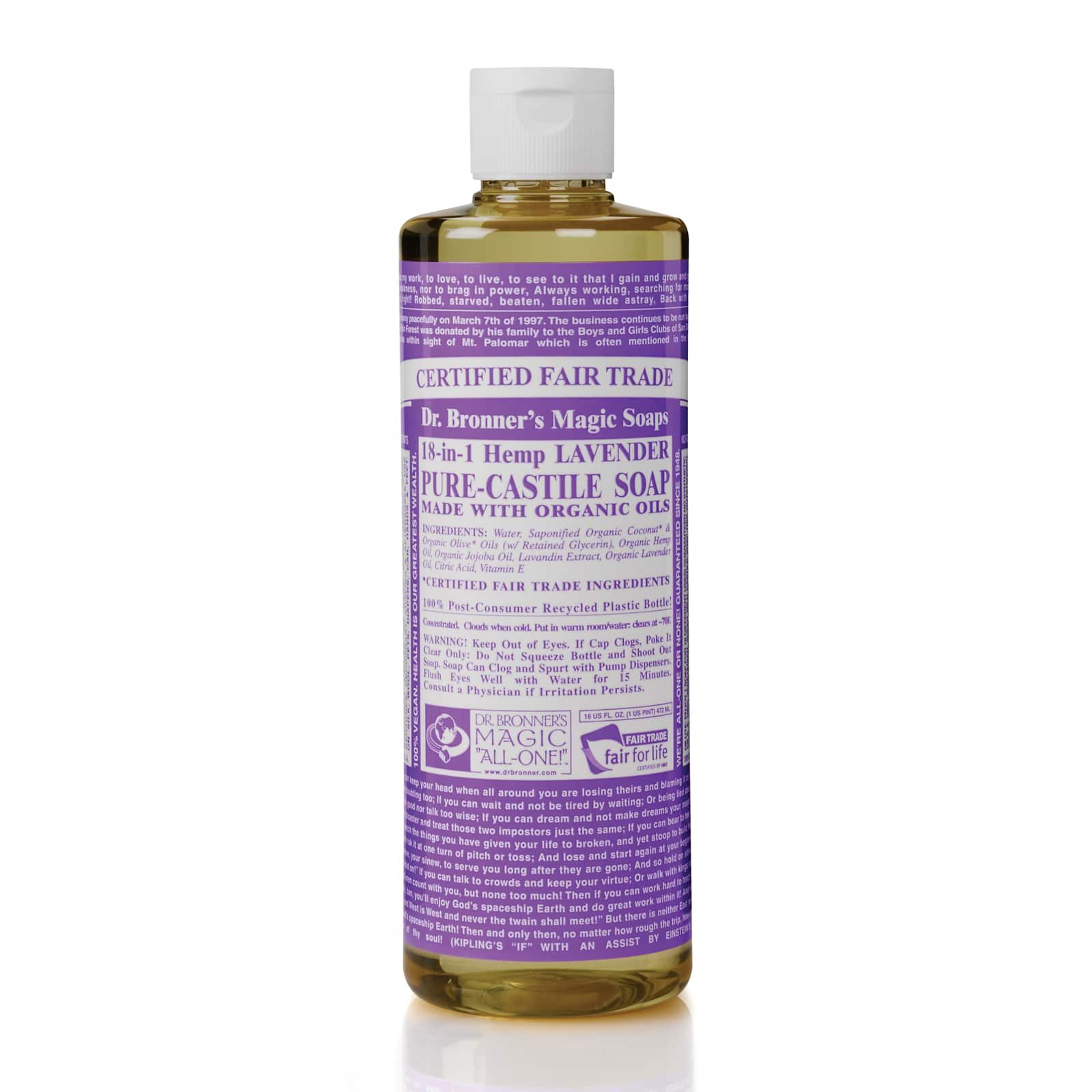 6ef508c8f07077 8 Eco Things You Didn't Know You Could Use Castile Soap For
