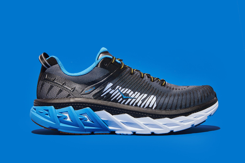 hoka one one arahi 2 running shoe