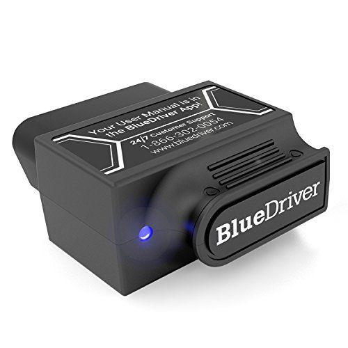 BlueDriver Bluetooth OBDII Scan Tool