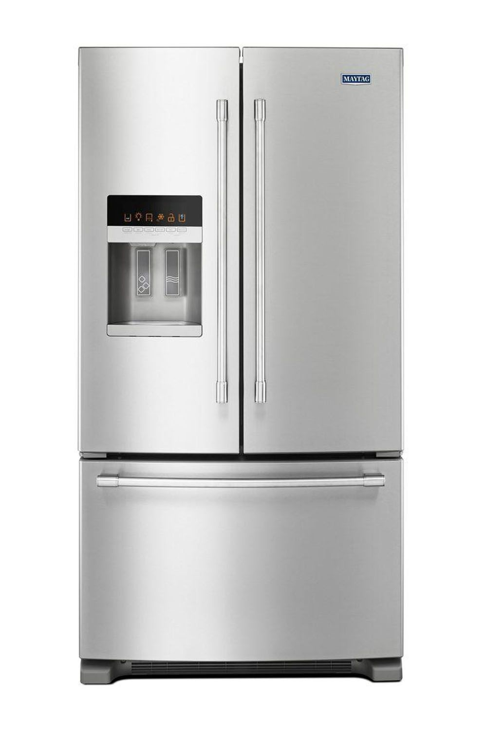 Maytag Wide French Door Refrigerator on