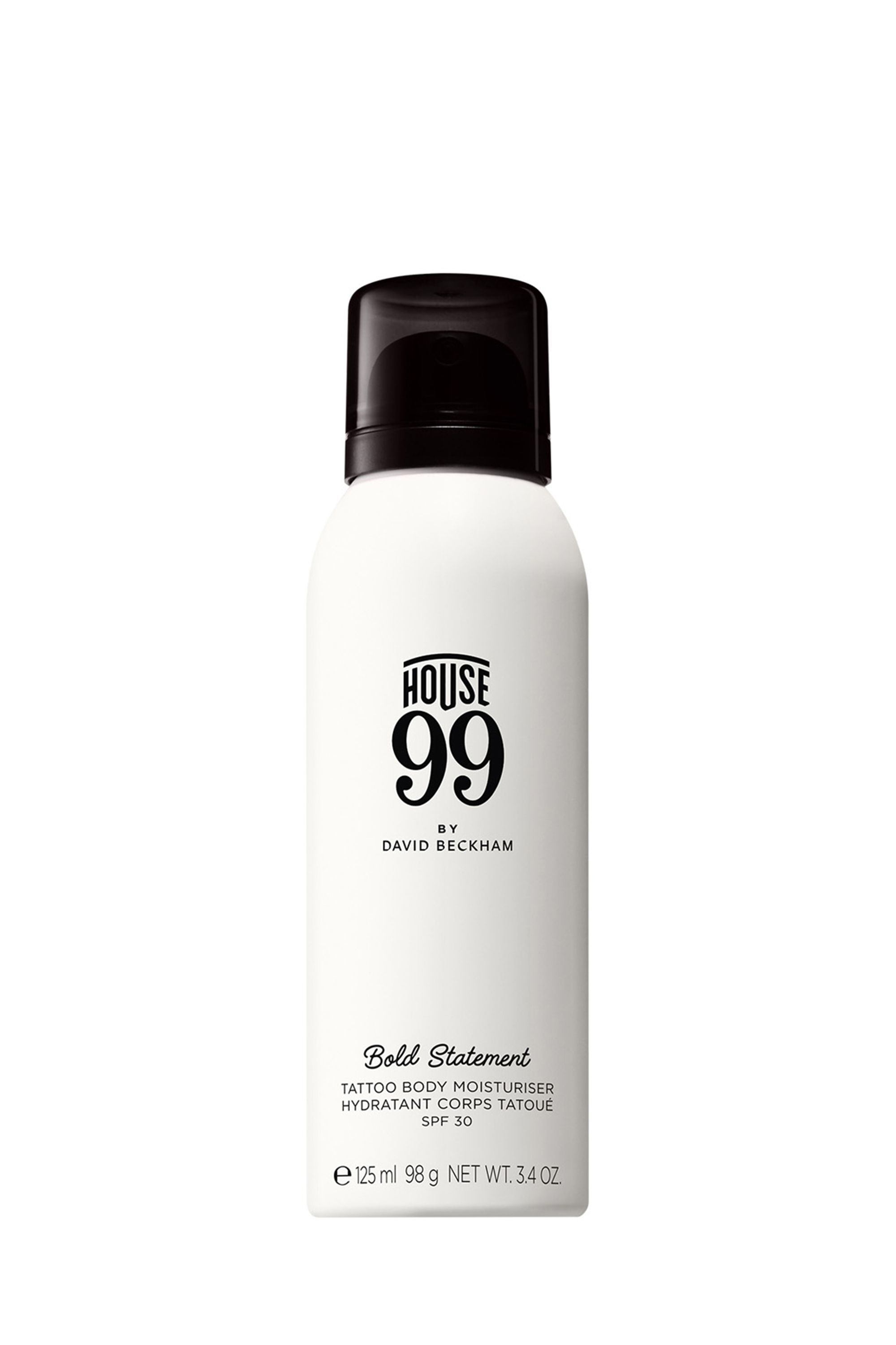 House 99 by David Beckham Bold Statement Tattoo Body Moisturizing Cream ulta.com $26.00 SHOP NOW David Beckham (a heavily tattooed man himself) has a beauty line that's a hidden gem. The cream was designed specifically for hydrating and protecting your skin art.