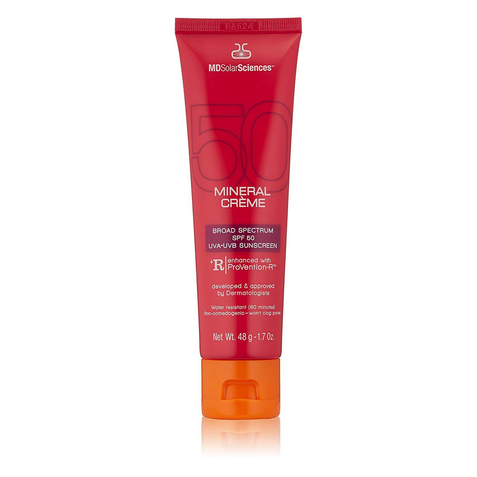 Mdsolarsciences Mineral Creme Spf 50 Face Sunscreen