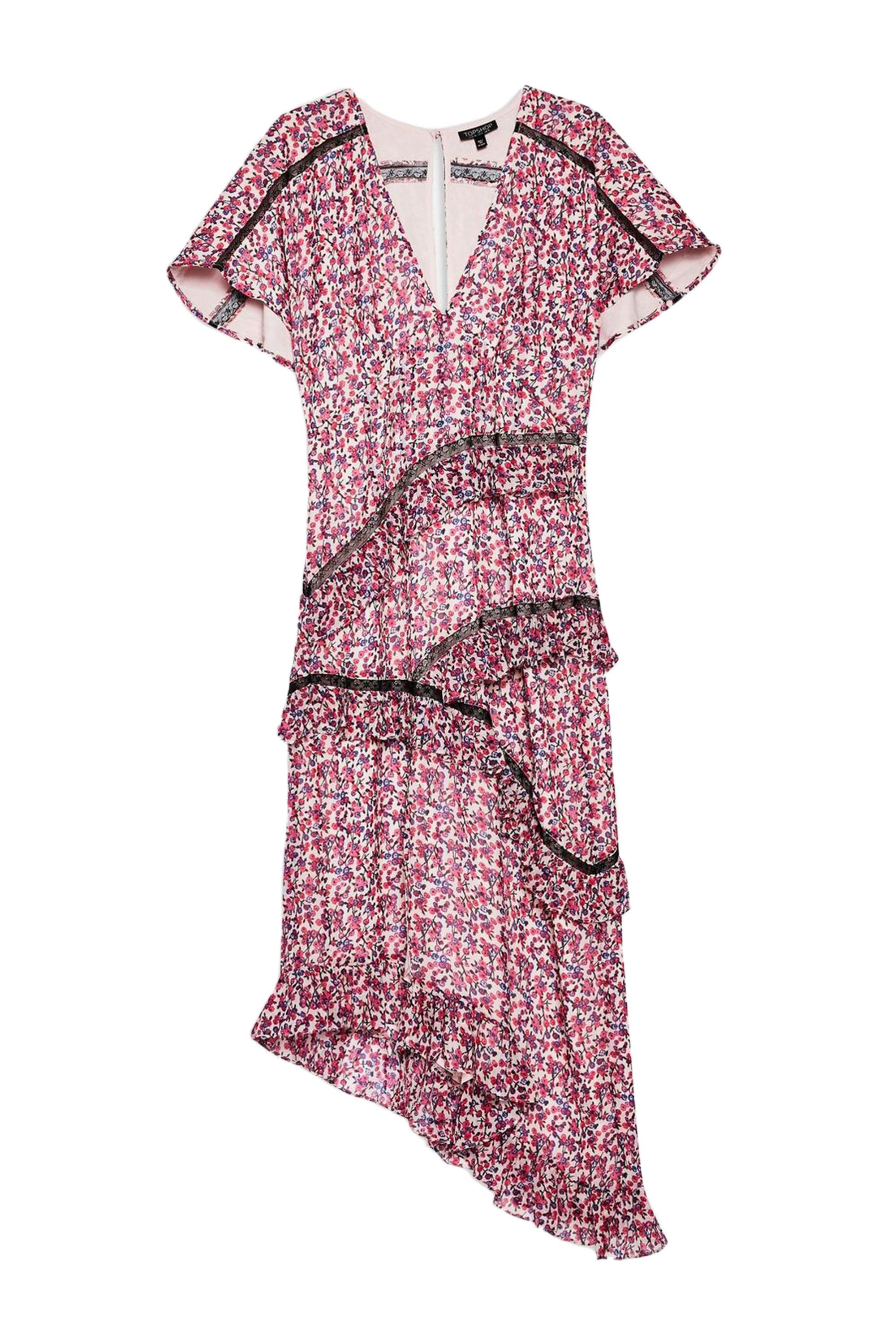Ditsy Cluster Midi Dress Topshop topshop.com $100.00 SHOP NOW This one is a step up from your usual spring dress.