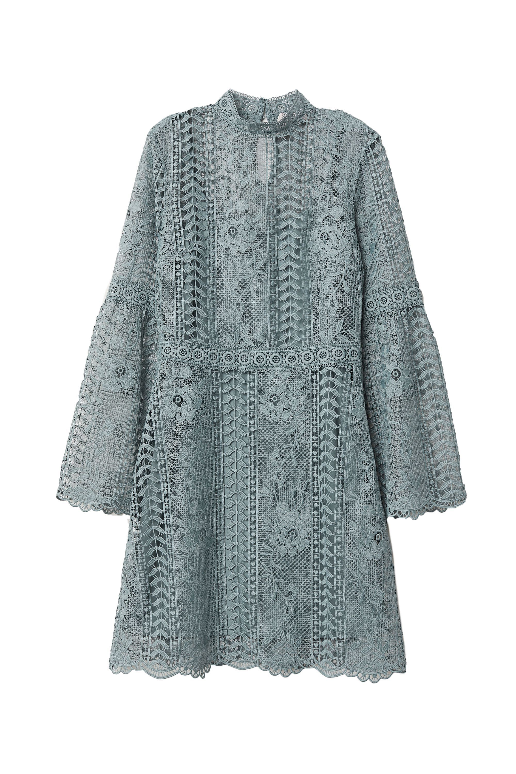 Lace Dress H&M hm.com $59.99 SHOP NOW Be their something blue.