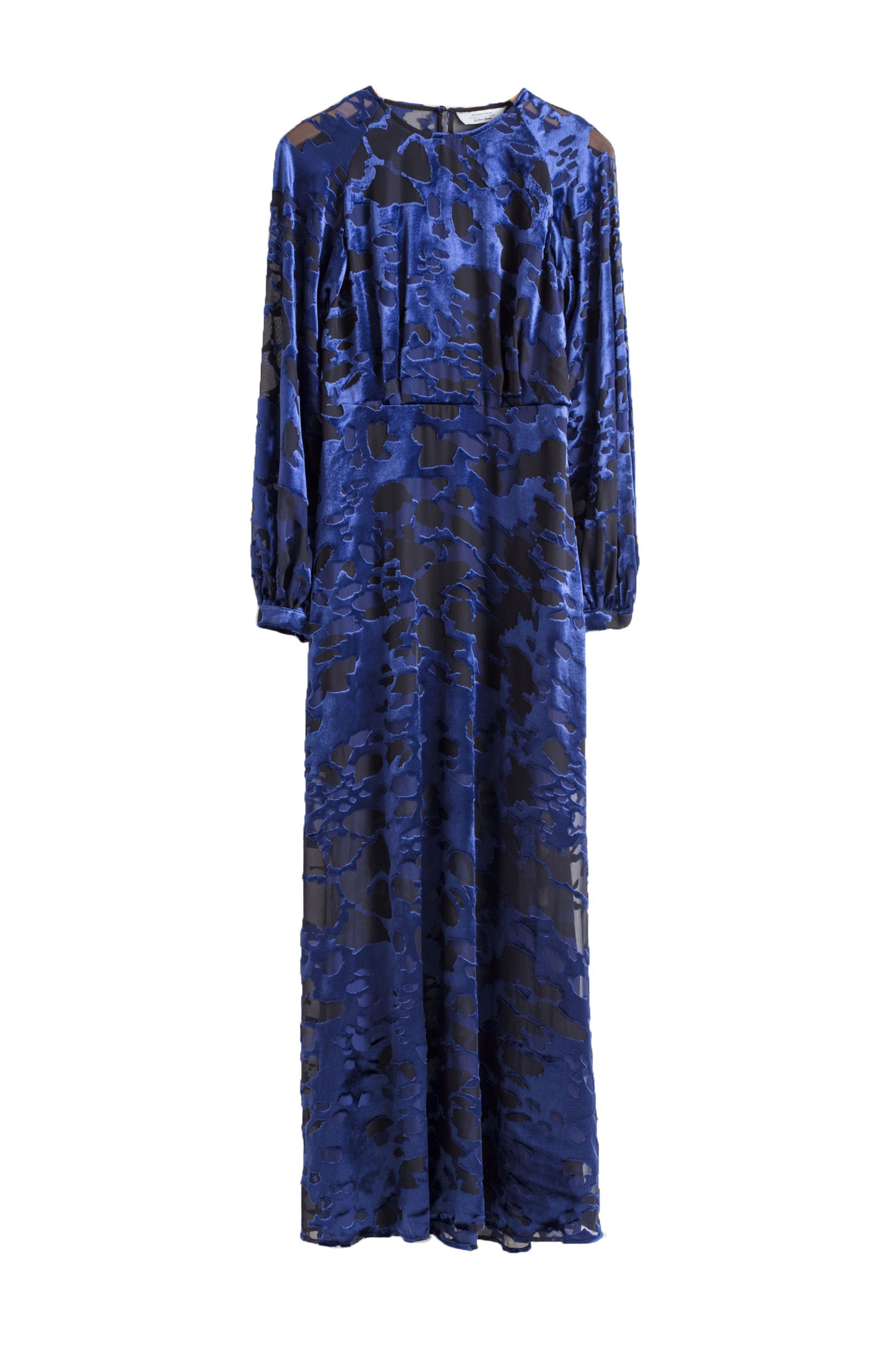 Sheer Velvet Maxi Dress & Other Stories stories.com $149.00 SHOP NOW If you're looking for an ultra-formal, floor-length number. this is the one.