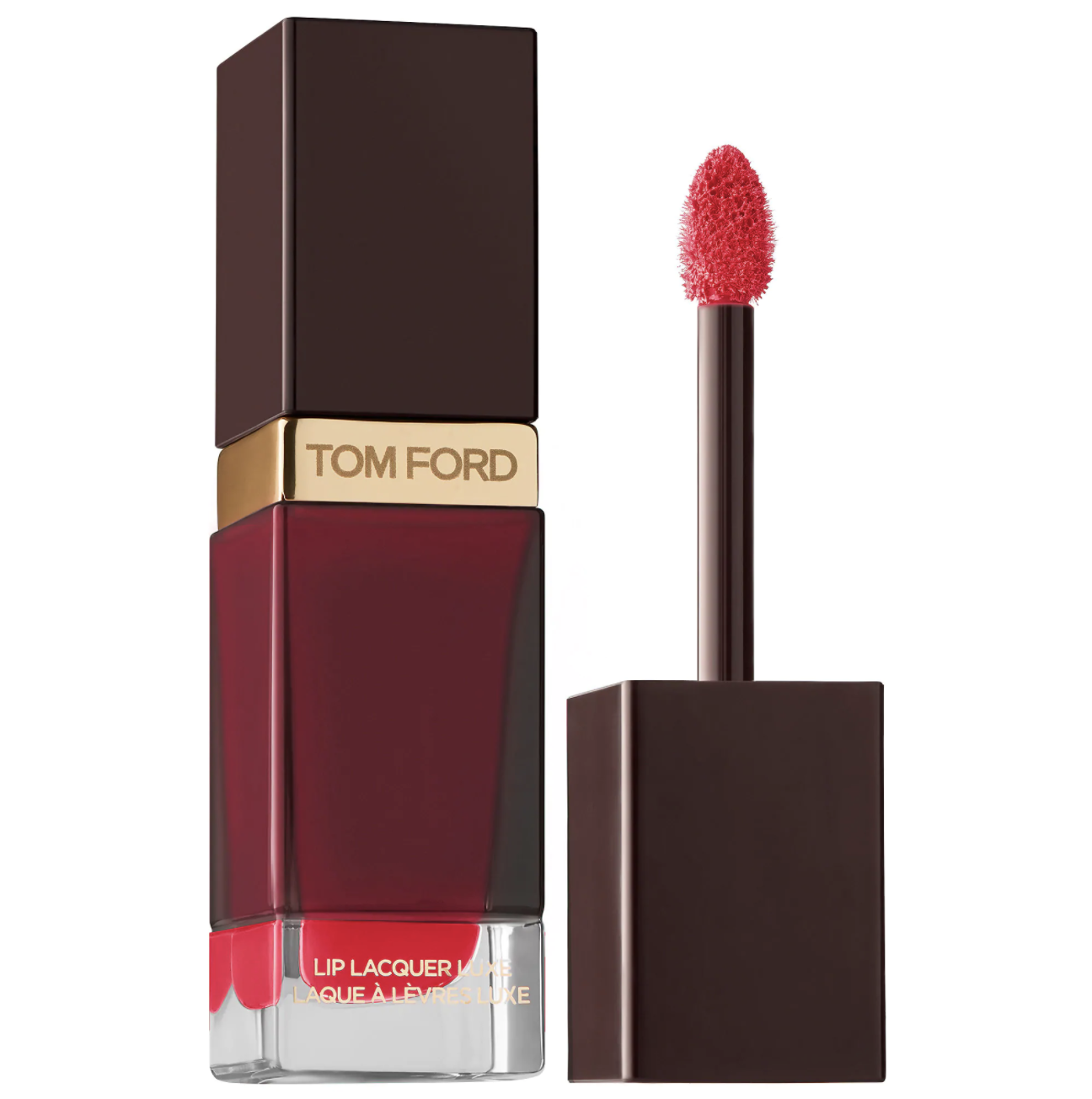 Lip Lacquer Luxe in Power Tom Ford sephora.com $57.00 SHOP NOW This brand new lipstick was recently unveiled backstage at New York Fashion Week and acts like a lip stain with major longevity. This hue is a true red that lasted all day: I applied it at 9 A.M. and the shade was still vibrant at 9 P.M.