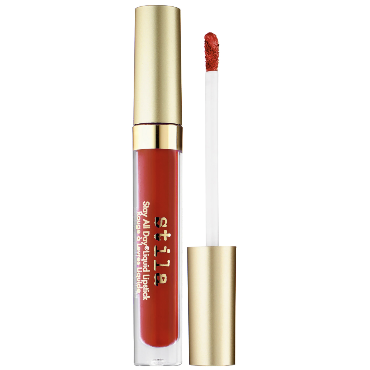 Stay All Day® Liquid Lipstick in Beso stila sephora.com $22.00 SHOP NOW Famously the go-to of Congresswoman Alexandria Ocasio-Cortez, this lipstick shade is perfect for when you want to make a powerful statement.