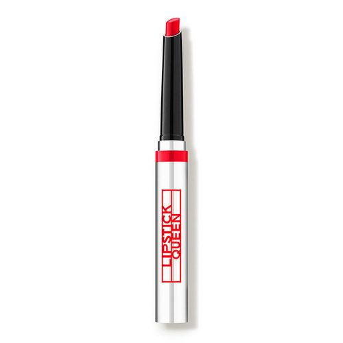 Rear View Mirror Lip Lacquer in Fast Car Coral Lipstick Queen dermstore.com $24.00 SHOP NOW You may be a fan of Lipstick Queen's regular tube lipsticks, but this new skinny offering is just as impressive. It's slim shape makes precise application a breeze, while its glossy-like finish leaves lips looking plump.