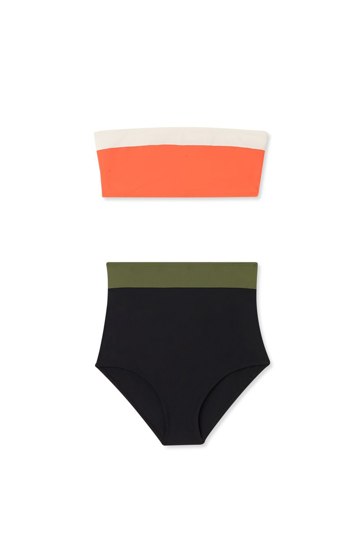 e41b9dafe97a2 23 Flattering High Waisted Bikinis for 2017- Retro High-Waisted Style  Swimsuits