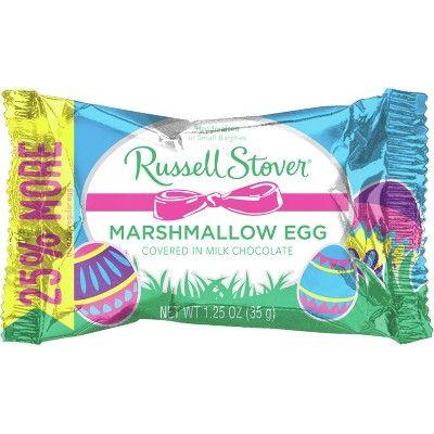 Russell Stover Easter Marshmallow Egg