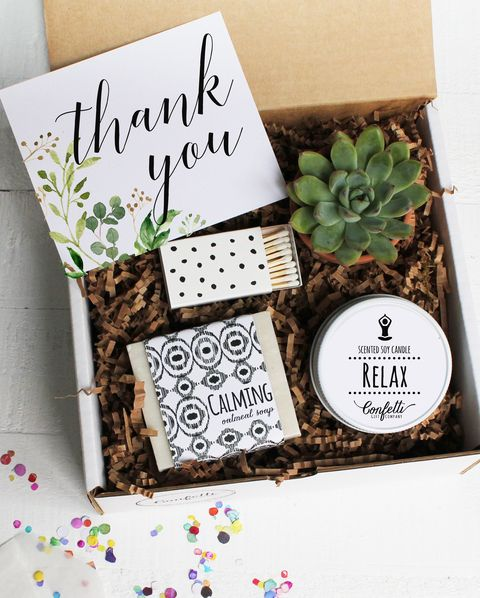 5319c10ce9d 20 Best Thank You Gift Ideas - Thoughtful Gratitude Gifts