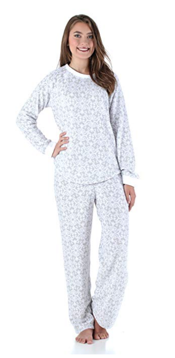 18a8b191481 The Best Pajamas from Walmart and Amazon - Cute, Cheap Pajama Sets