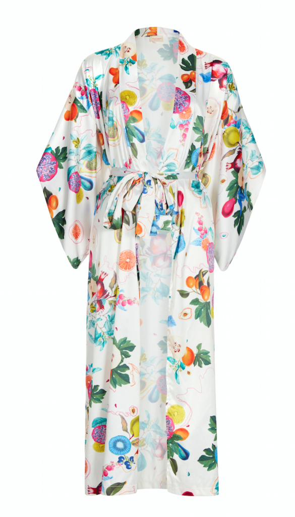 The Best Silk and Satin Robes to Make You Feel Really Fancy