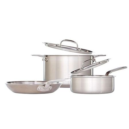 9 Best Stainless Steel Cookware Sets For 2019 Top Rated