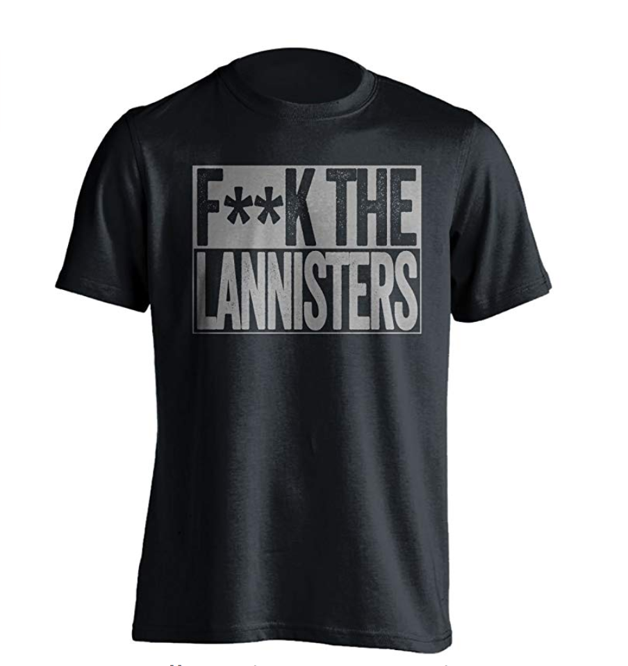 f7ac9a8e5 30 'Game of Thrones' Shirts to Buy After the Final Season
