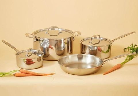 9 Best Stainless Steel Cookware Sets for 2019 - Top Rated ...