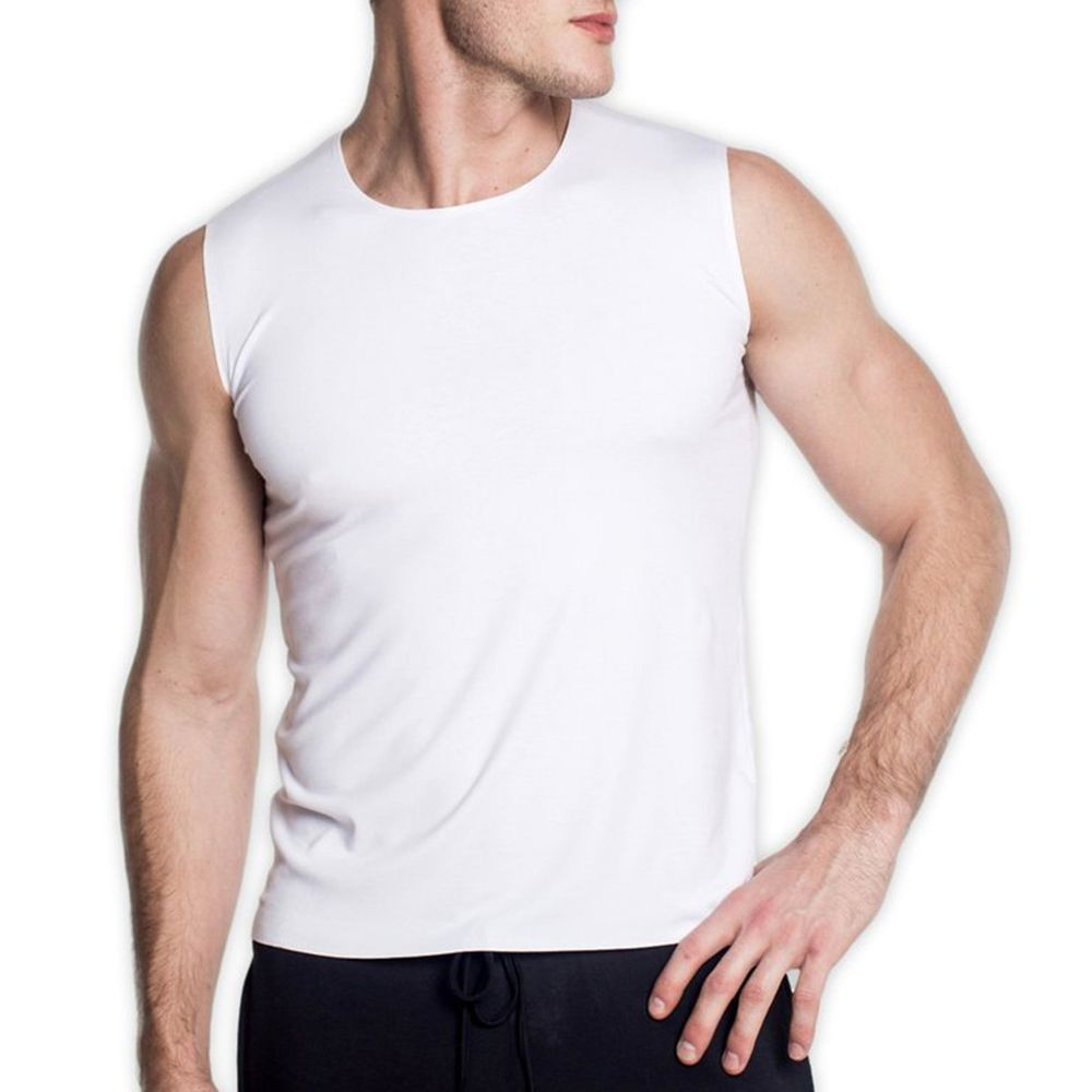3ce46a0ee5c0c5 14 Best Men s Undershirts for 2019 - Men s Undershirts for Sweat