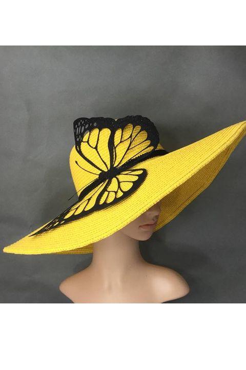 0d3012a487b8b 28 Best Kentucky Derby Hats for Women - Stylish Kentucky Derby Hats