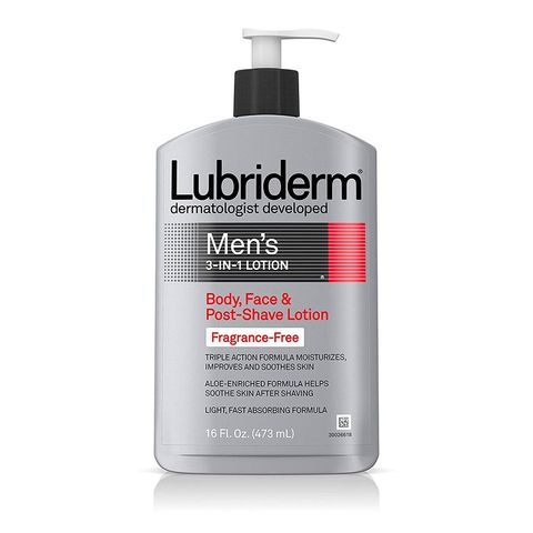 mens face and body lotion
