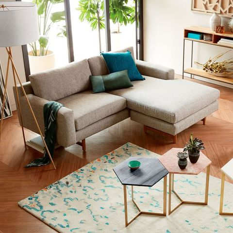 10 Best Sectionals for Small Spaces - Small Sectional Sofas