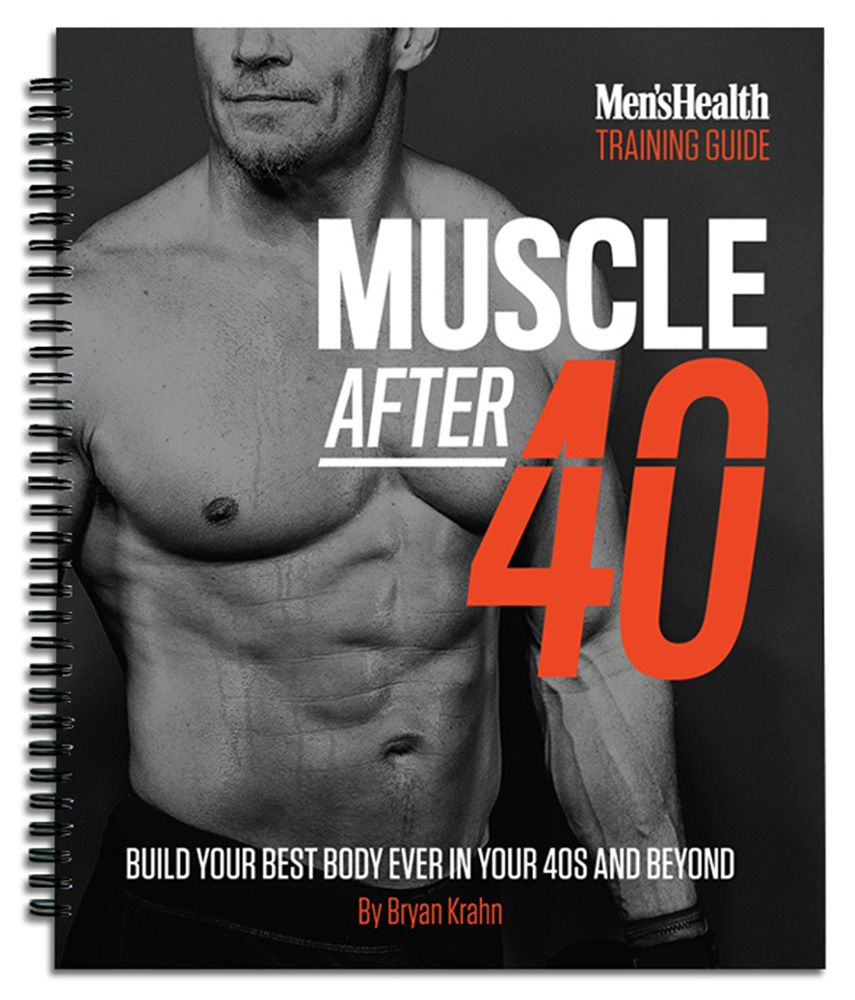 Man Workout: Training And Exercise For Older Men