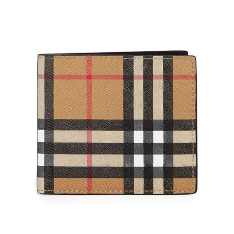 087b52ea8b6a 14 Burberry Vintage Check Leather Wallet. Burberry neimanmarcus.com