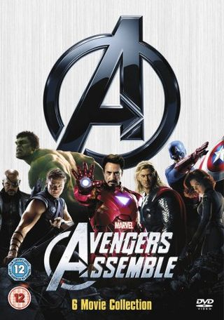 Marvels The Avengers 6-Movie-Sammlung [DVD] [2008]