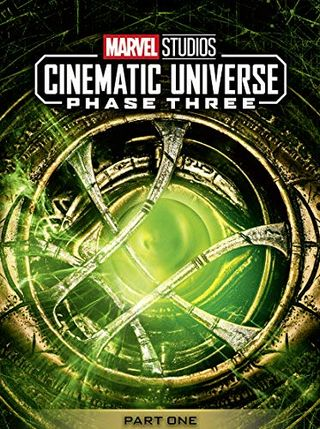 Marvel Studios Collector's Edition Box-Set - Phase 3 Teil 1 [DVD] [2018]