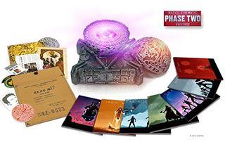 Marvel Cinematic Universe: Phase 2-Sammlung (exklusiv bei Amazon) [Blu-ray]