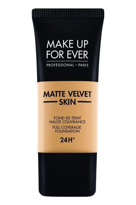 foundation for really oily skin