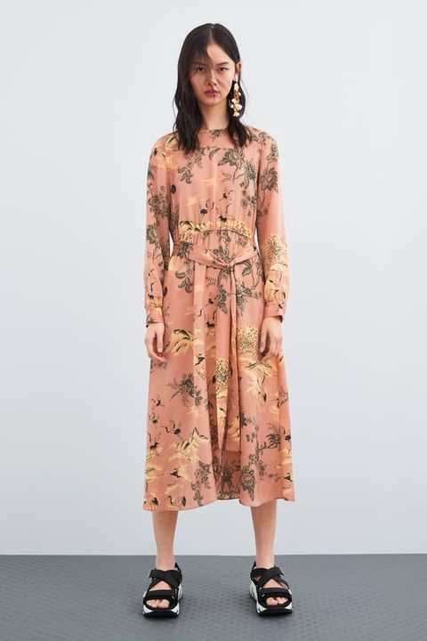 b398cc35bb80 Shop the best floral dresses for spring - floral spring dresses